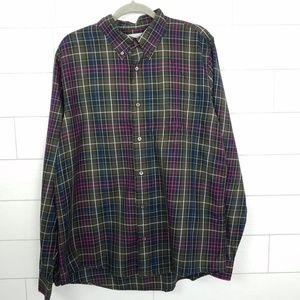 Jack Spade Bleecker Street Men's XL Collared Shirt